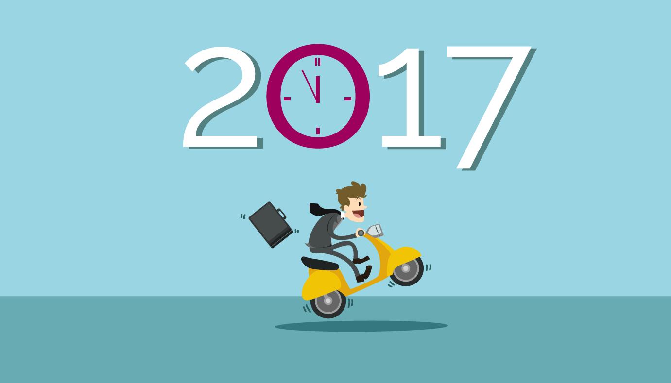 Näkymä vuoden 2017 myyntiin ja markkinointiin
