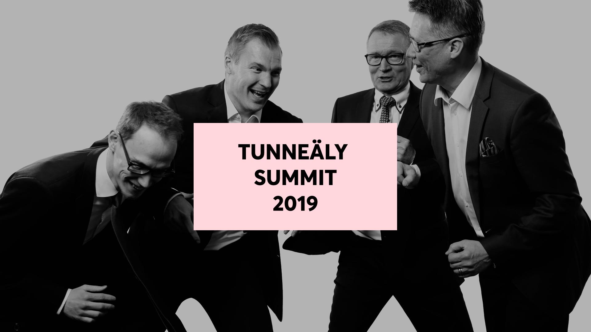 Tunneäly Summit 2019: Yhteenveto päivän teemoista